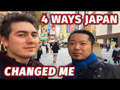 4 Ways Living in Japan Changed Me