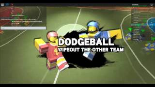 Roblox Dodgeball-Primer video-Ismael BM