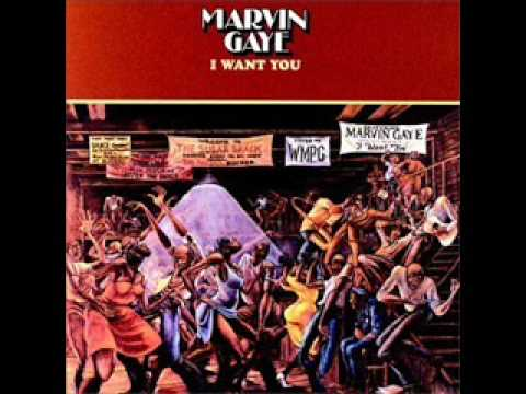 Marvin Gaye I Want You Extended Remix 62889