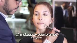 Cómo Aplicar la Base de Maquillaje. MAQUILLATE CON ROBERTO RAMOS