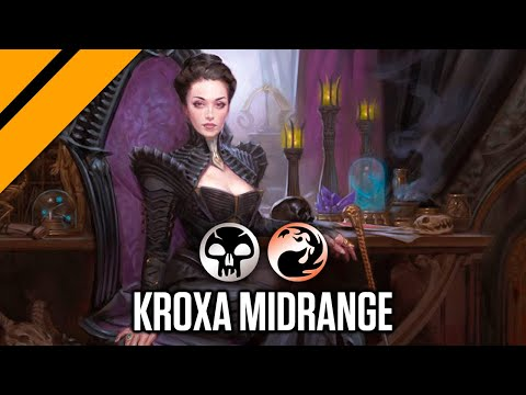 Kroxa Midrange -