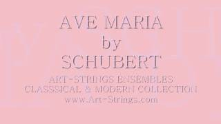 Art-Strings of New York | Ave Maria - Beautiful Unity Candle Lighting Wedding Ceremony Music Thumbnail