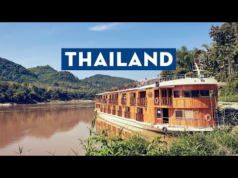 8-day Cruise through North-Eastern Thailand (Isaan)