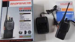 Рація ''для чайників'' - Baofeng 888S