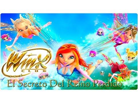Winx Club - El Secreto Del Reino Perdido | Película - Español Latino