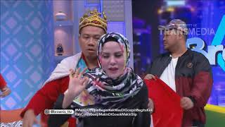 BROWNIS TONIGHT - Istri Marah Marah ! Vicky Minta Maaf Ke Angel Lelga  (13/4/18) Part 3