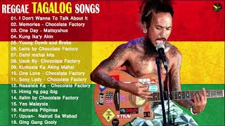 NEW Tagalog Reggae Classics Songs 2020 - Chocolate Factory ,Tropical Depression, Blakdyak