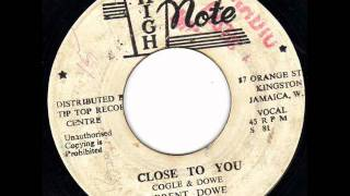 The Gaytones- Close to you