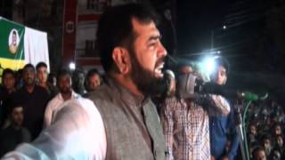 Osman al hajri & Feroz khan speech in Nampally