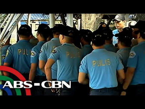 TV Patrol: 99 pulis na positibo sa iligal na droga, sinibak