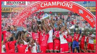 VIDEO: Simba SC crowned Vodacom Premier League Champions for fourth time