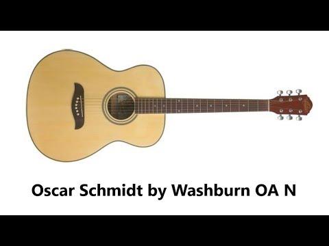 Oscar Schmidt By Washburn OA N - Guitarcenter.pl