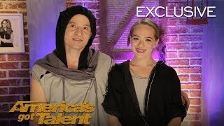 Sergey & Sasha Korolev Tease Their Next Performance - America's Got Talent 2018