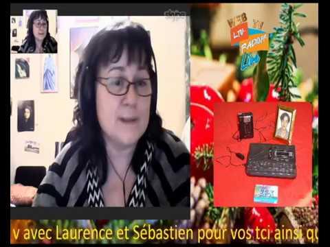 les voies de l'au delà - Laurence et Seb -  tci transcommunication 7 12 2016