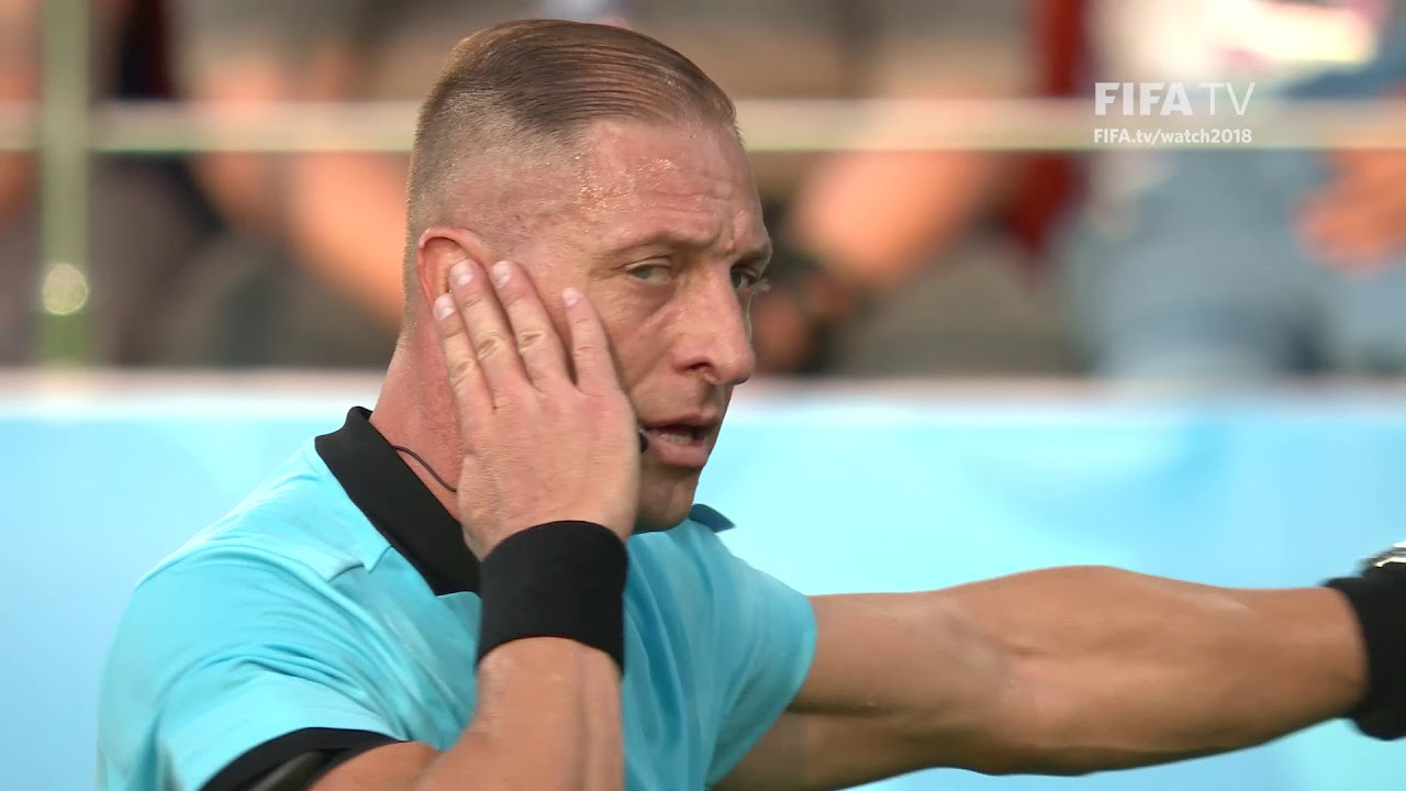 Nestor Pitana - Fifa World Cup Final Referee!  Fifatv