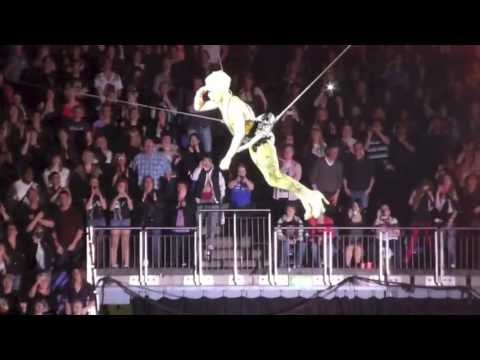 Pink Live at the O2 Truth About Love Tour Highlights Sunday 28th April 2013 Full HD