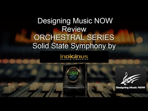 ORCHESTRAL REVIEW SERIES - Indiginus' Solid State Symphony