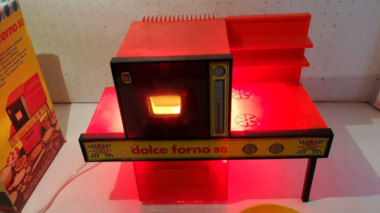 Dolce forno harbert 1980 youtube - Dolce forno gioco ...
