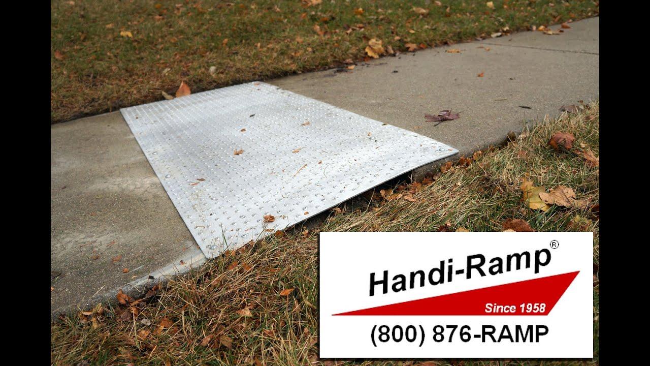Sidewalk repair kit