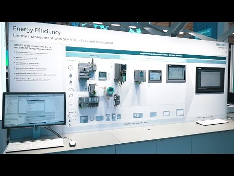 SIMATIC Energy Management from Siemens