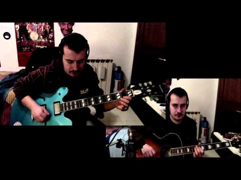 Sueno con Mexico (Pat Metheny) cover by The Leo