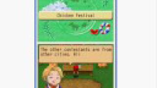 Harvest Moon: Island Of Happiness - Chicken Festival In Year 2