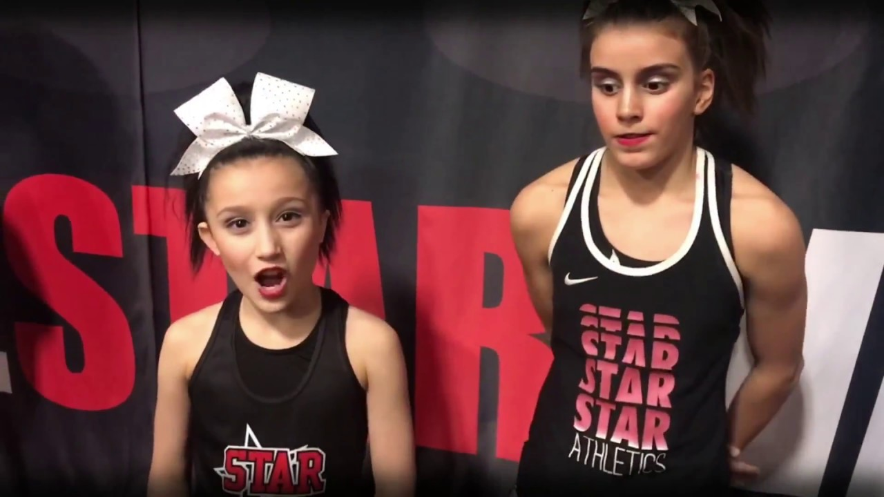 STAR Athletics | Star Taught Me    | All Star Cheer Tryouts | All Star  Cheer | Boonton NJ