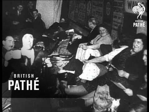 London Blitz (1941)