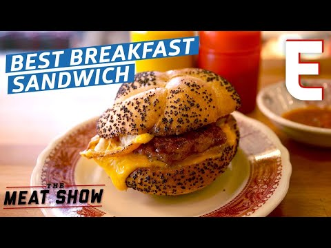 This is the Best Sausage, Egg, and Cheese Breakfast Sandwich — The Meat Show