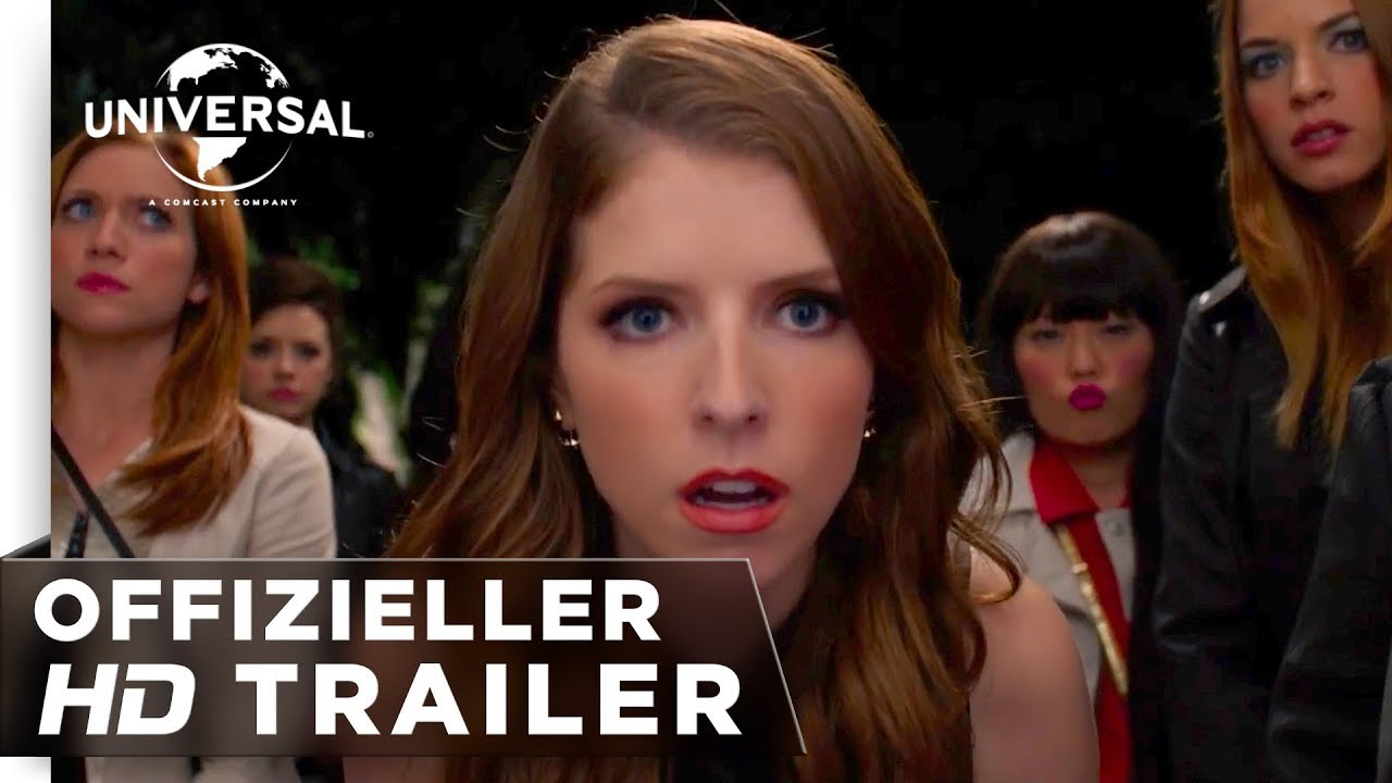 Pitch Perfect 2 - Trailer #1 deutsch / german HD