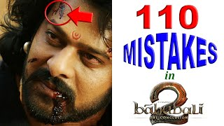 110 Mistakes in Baahubali 2 | Telugu | Malayalam | Bollywood | Tamil Movie Mistakes | 2017