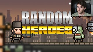 RANDOM HEROES!!! - [LuzuGames]