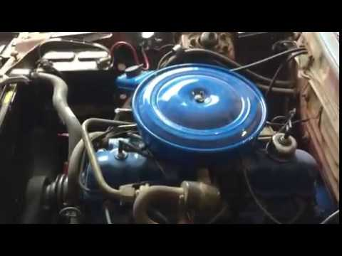 200 inline 6 cyl ford engine 3 3 youtube. Black Bedroom Furniture Sets. Home Design Ideas