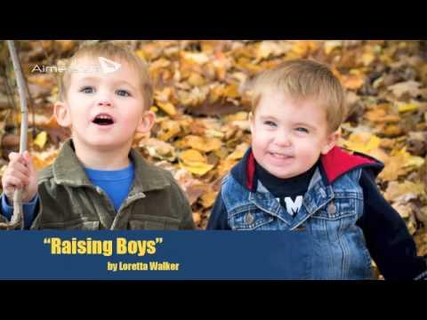 """""""Raising Boys"""" by Loretta Walker"""