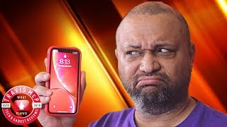 I switched from a Samsung Note 9 to an iPhone XR for a WEEK!