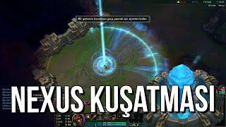 NEXUS KUŞATMASI OYNANIŞ!! Yeni Oyun Modu | League of Legends