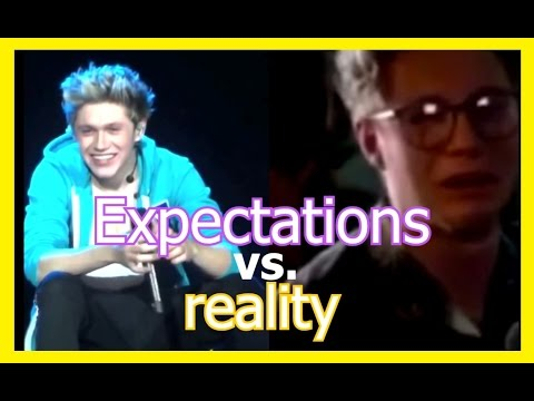 Niall Horan - Expectations vs reality