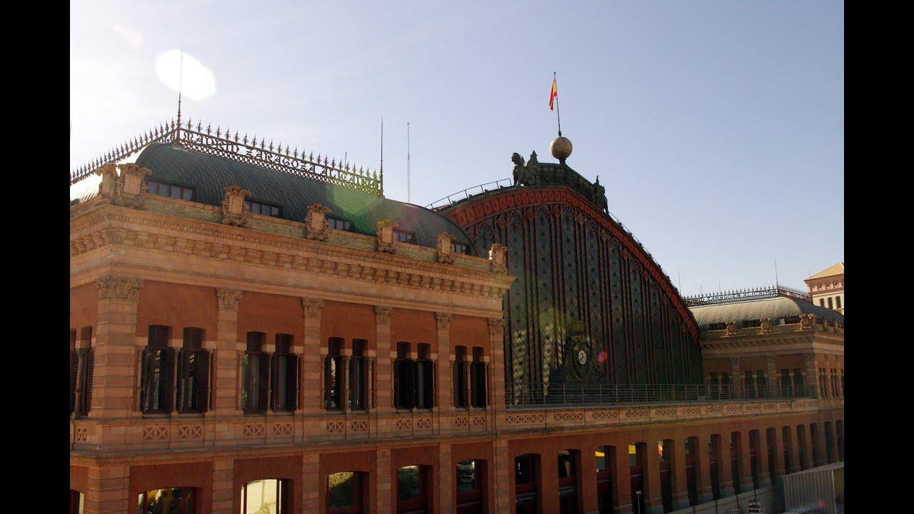 Fotos de madrid paso a paso estaci n de atocha - Madrid sitios con encanto ...