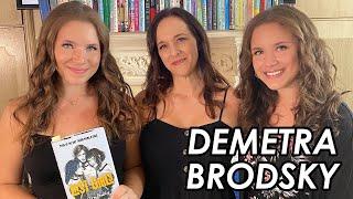 Book Club Q & A's with DEMETRA BRODSKY (Last Girls)