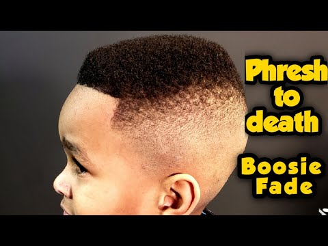 Barber Tutorial Boosie Fade You