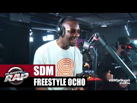 Youtube: [Exclu] SDM«Freestyle Ocho» #PlanèteRap