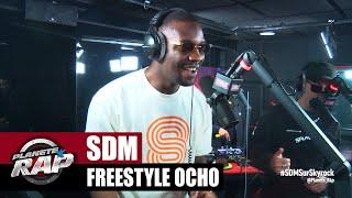 [Exclu] SDM Freestyle Ocho #PlanèteRap