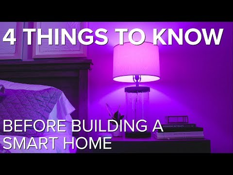 4 Things To Know Before Making Your Home Smart (CNET How To)
