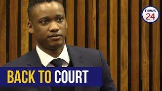WATCH: Duduzane Zuma due back in court