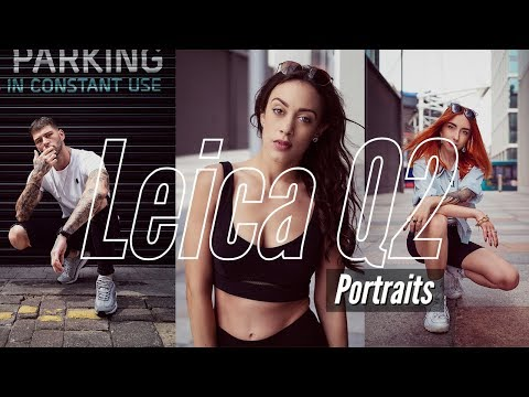 Natural Light Portraits with the Leica Q2