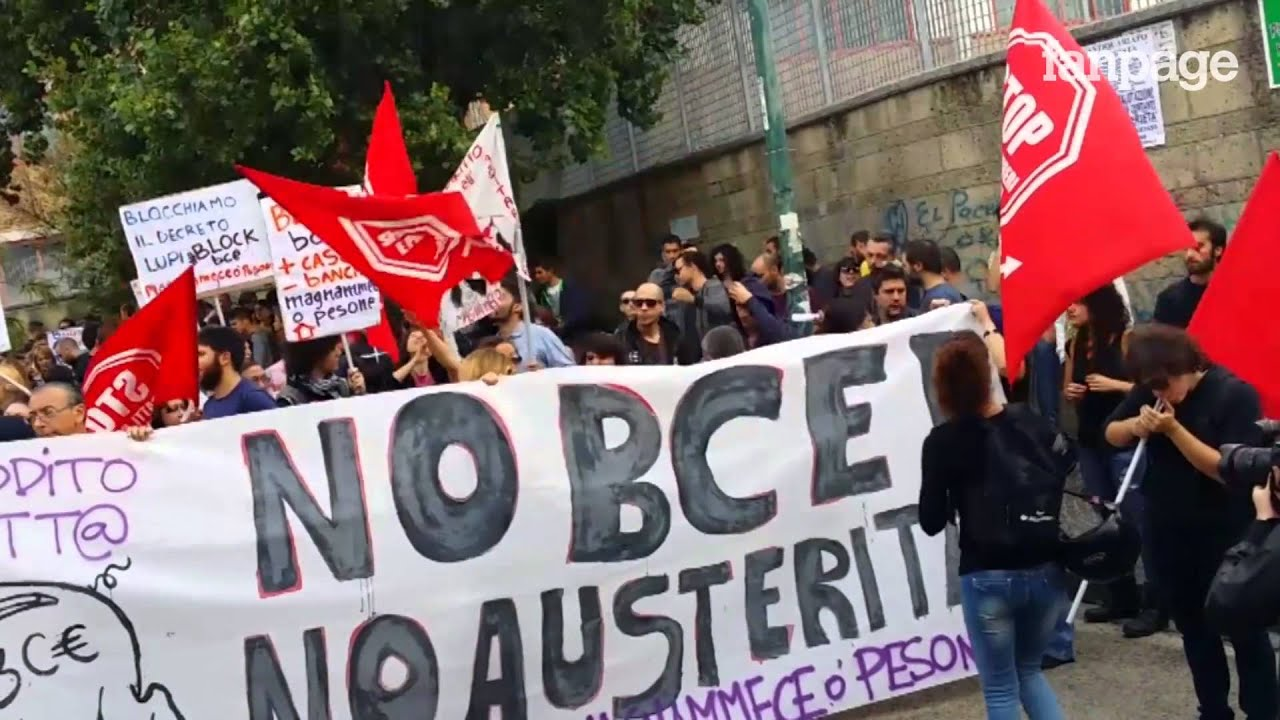 Incontro Bce Napoli 2 Ottobre