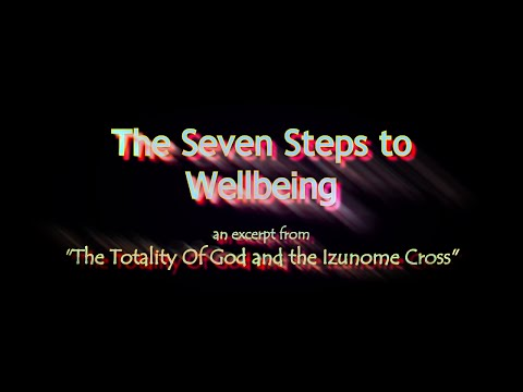 The Seven Steps to Wellbeing