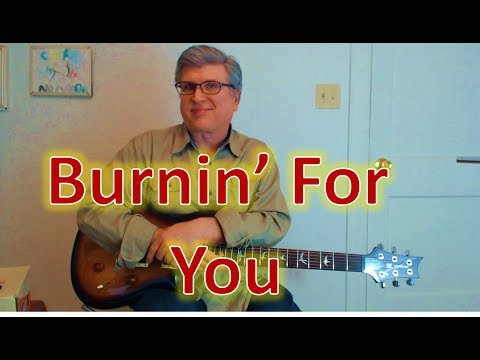 Burnin For You  Blue Oyster Cult Guitar Lesson with TAB