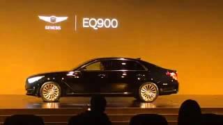 Hyundai Genesis G90 2016 2017 цена фото видео комплектации  отзывы характеристики Хендай Генезис Г90