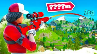 INSANE SNIPER SHOT in Fortnite Chapter 2!